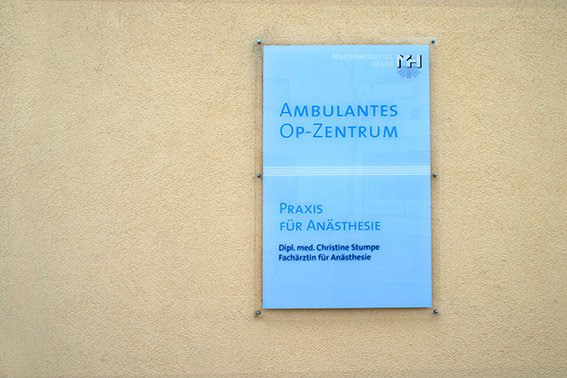 Ambulantes OP Zentrum Marien Hospital Oelde