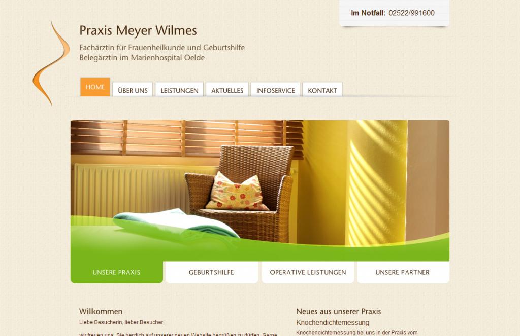 website meyer-wilmes